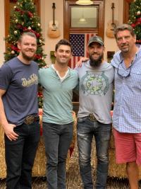 Cody Webb Hangs At Country Rebel