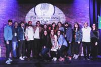 Creative Nation Crew Hangs During Tin Pan South