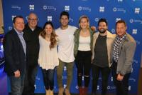 Dan + Shay Stop By WNSH/New York