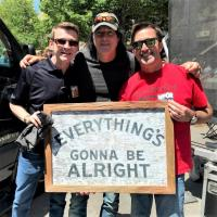 David Lee Murphy Tells WPOR/Portland 'Everything's Gonna Be Alright'