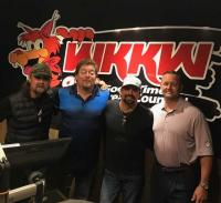 Davisson Brothers Band Visit Hometown Station