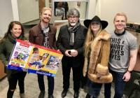 Delta Rae Visits St. Jude Children's Research Hospital