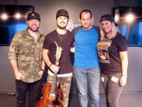 Dylan Schneider Visits WUBL/Atlanta