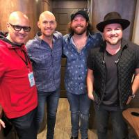 Eli Young Band Parties With WKLB/Boston