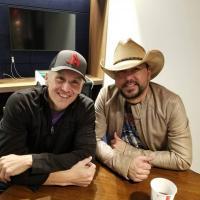 Jason Aldean Catches Up With WKHX/Atlanta