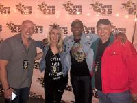 Jimmie Allen Plays For WBEE/Rochester Listeners