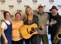 Karen Waldrup Kicks It At All Access Nashville