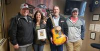 KTHK/Idaho Falls Raises Over $12,000 During Guitar Charity Auction