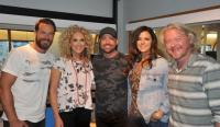 Little Big Town Prepares To Host 'CMT Music Awards'