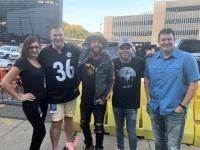 LOCASH Tailgates With WDSY/Pittsburgh