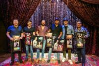 Luke Bryan Hosts Triple #1 Party In Nashville