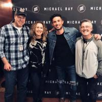 Michael Ray Catches Up With WWQM/Madison, WI