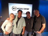 Mitchell Tenpenny Visits WQYK/Tampa