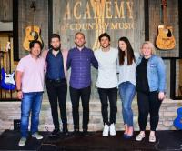 Morgan Evans Performs At Academy Of Country Music
