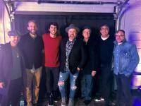 Morgan Evans Celebrates Debut Album