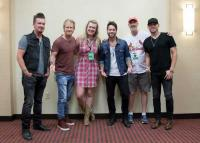 Parmalee Hangs With KFGE/Lincoln, NE