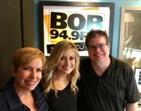 Rachel Wammack Continues Radio Tour
