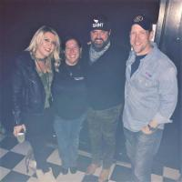 Randy Houser Kicks It With WQDR/Raleigh