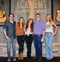 Runaway June Stops By Academy Of Country Music