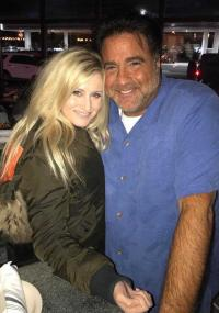Stephanie Quayle Hangs In Tampa