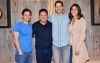 Walker Hayes Visits Academy Of Country Music