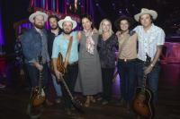 The Wild Feathers Make Their Grand Ole Opry Debut