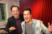 Russell Dickerson Stops By Radio Disney
