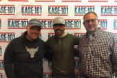 Aaron Watson Visits KASE/Austin