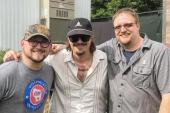 HARDY Gets 'Rednecker' At LakeShake