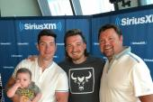 Morgan Wallen Gets Ready For Hockey With SiriusXM