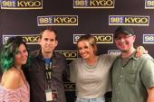 Carly Pearce Gets Closer To KYGO/Denver