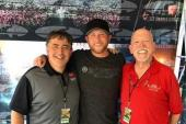 Cole Swindell Finds A Dollar Bill In Birmingham