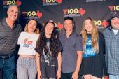 Y100 Finds The Beat