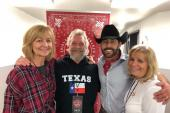 Aaron Watson Rocks The Red Bandana With KQBL/Boise
