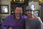 Aaron Watson Spends Time With KTTS/Springfield, MO