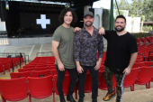 Cody Alan Catches Up With Dan + Shay