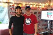 Chris Janson Brings 'Good Vibes' To WMZQ/Washington, DC