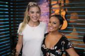 Jessie Ritter 'Breaks Thru' With Elaina Smith
