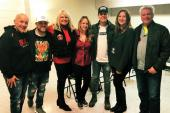 Granger Smith Hangs With Radio Pals on 'Live Forever Tour'
