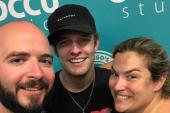 Tucker Beathard Visits KSON/San Diego