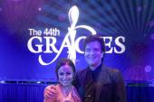 Elaina Smith Takes Home Gracie Award