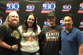 Tucker Beathard Visits With Houston Radio
