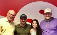 Aaron Goodvin Stops by WPOC/Baltimore