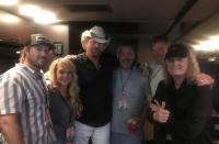 Toby Keith Gets Beer For His 'Faster Horses'