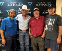 Cody Johnson Makes Himself at Home In The Rio Grande Valley