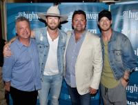 Florida Georgia Line Gets Sirius At Nashville's Ryman Auditorium