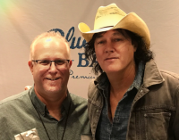 David Lee Murphy Spends Saturday With WBCT/Grand Rapids