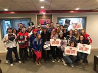 Devin Dawson Helps Beasley Media Friends Cheer On The Patriots