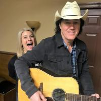 David Lee Murphy Kicks It With WTQR/Greensboro