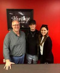 Tucker Beathard Visits WBCT/Grand Rapids